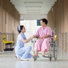 Nurses are vital to progressive, integrated healthcare – because they have the trust of patients