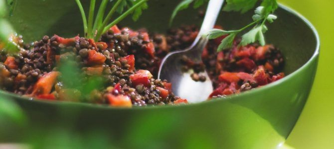Eating lentils could help to reduce decline in blood vessel health, says research