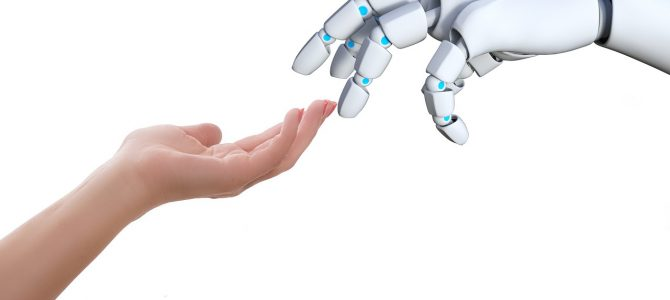 Doctors and 'bedside robots' will work side-by-side in NHS Artificial Intelligence revolution