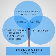 What is Integrative Health? A simple graphic perfectly explains it…