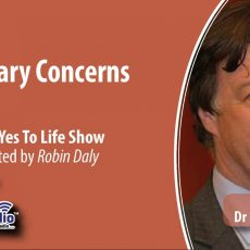 Podcast: UK Health Radio presenter Robin Daly interviews Dr Michael Dixon