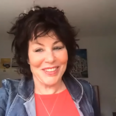 """Ruby Wax: """"We're allowed to exercise our bodies but what to do with our minds? As always, there's no instruction manual"""""""