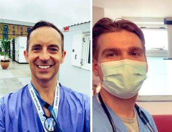 View from the front line: Hospital doctors share their experiences of working on COVID-19 wards