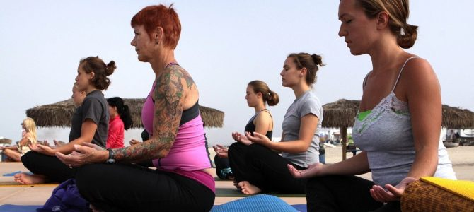 New study finds regular yoga sessions have positive impact on mental health disorders