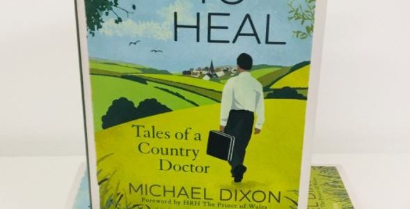 Dr Michael Dixon pens a new book on life as a Devon GP – and how integrated medicine has influenced his practice and his patients…