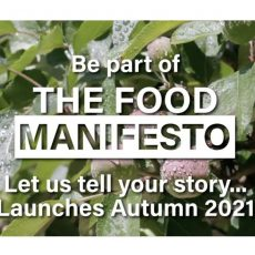College of Medicine partners with ITN Productions to  launch The Food Manifesto in autumn 2021