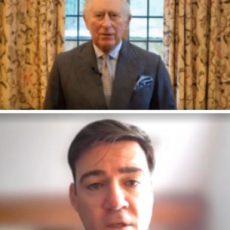 HRH Prince Charles and Manchester Mayor Andy Burnham address Social Prescribing Conference