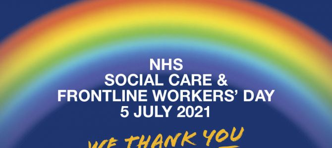 Celebrating 73 years of the NHS: 'Our frontline workers have never been more tested than in the months since the pandemic began'