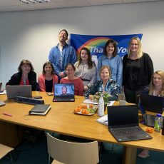A lockdown success! How a team of healthcare professionals is transforming mental health support in their region